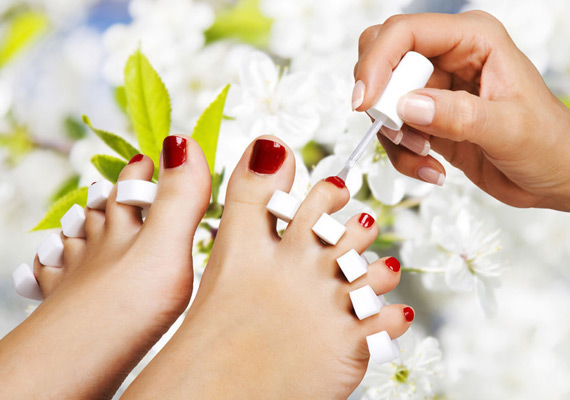 A pedicure is a luxurious beauty treatment for the toenails and feet that results in clean, soft and perfectly-polished nails.